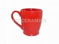 Red Based  mug