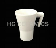Seven handle mug