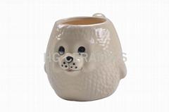 Little dog mug