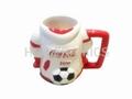 Ceramic FBC T shirt mug