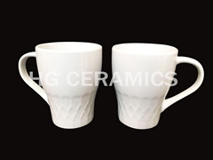 15oz Euclid  mug ,white