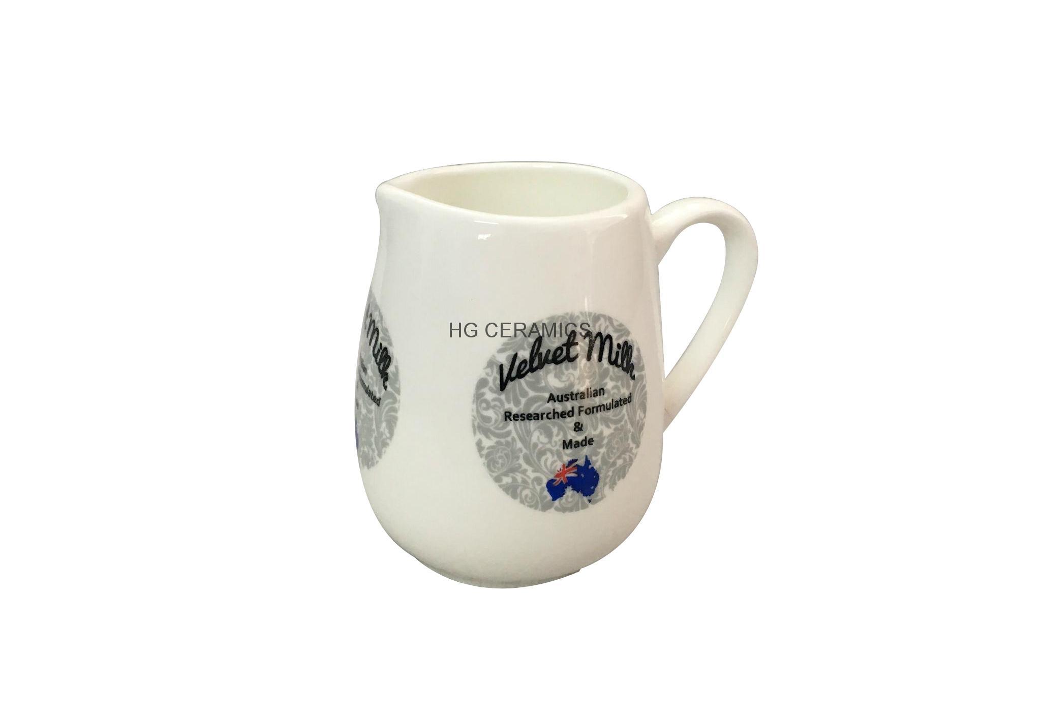Porcelain creamer 1