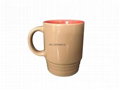 15oz coffee mug ,stoneware mug