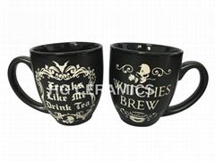 Engraved Bistro mug