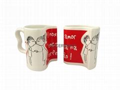 Valentine's day  Mug , Lover mug ,