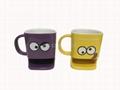 cookie mug ,cookie coffee mug