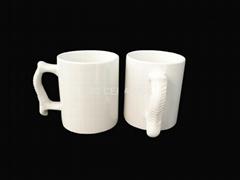11oz Spine  handle mug