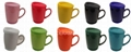 10oz coffee mug with silicone lid and