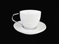 coffee mug with stainless steel  hand and bottom  2