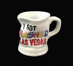 Distortion mug , ceramic mug