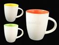 Little Marrrow mug ,coffee mug ,ceramic
