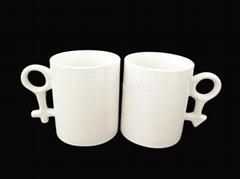 Lover mug  ,sublimation mug