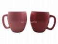 Barrel Shaped Mug, 16oz