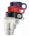 stainless steel bottom mug