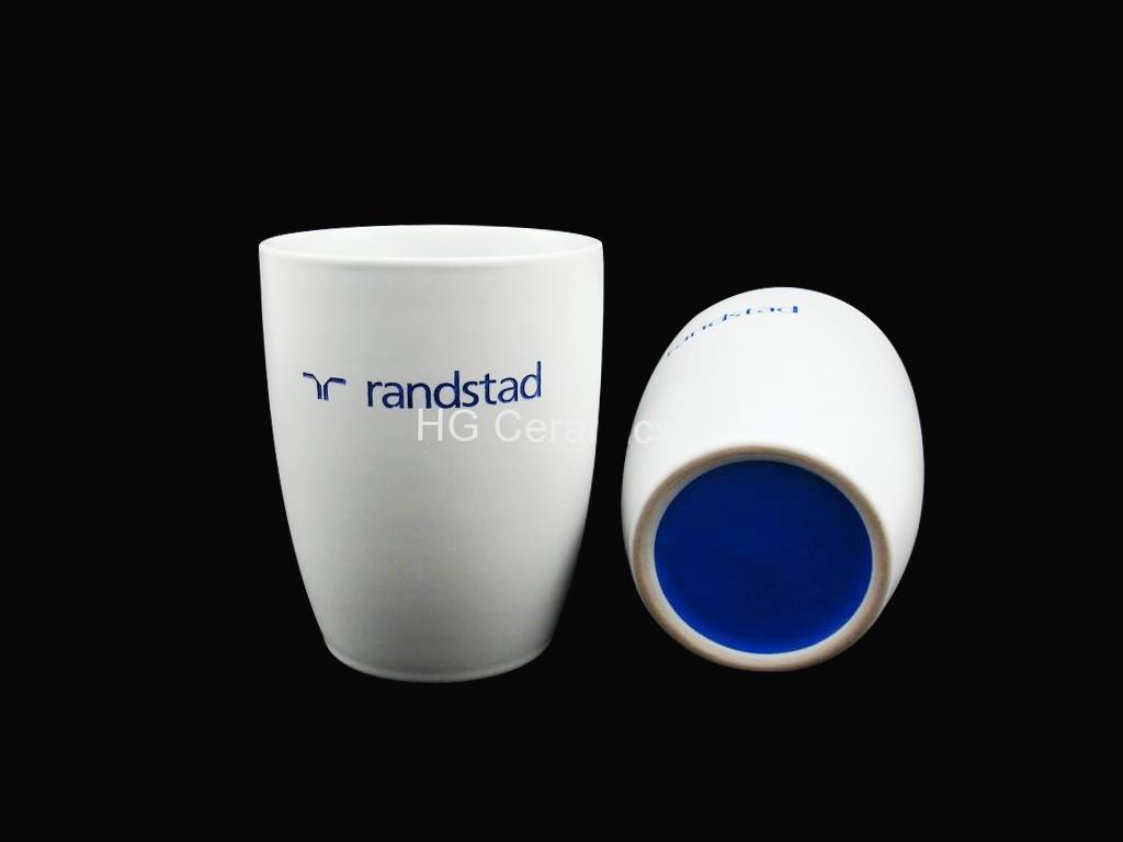 No handle mug , Laser mug  1