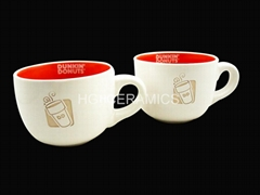 16oz Laser engraved ceramic mug