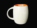 14oz Laser engraved ceramic mug