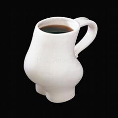 pregnant mug , ceramic