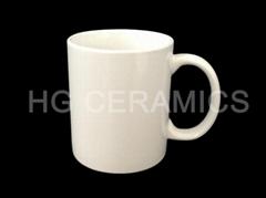 sublimation mug,11oz standard ,   11oz sublimation white mug