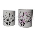 Flower  color change   mug