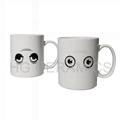 Eye color change   mug