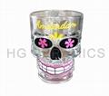 Skull Beer mug