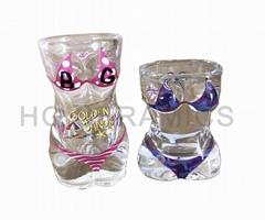 Bikini   Shot glass