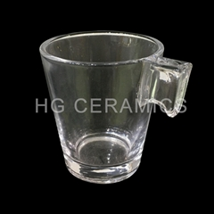 2oz Shot glass with small handle