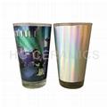Foil Decal pint glass  1