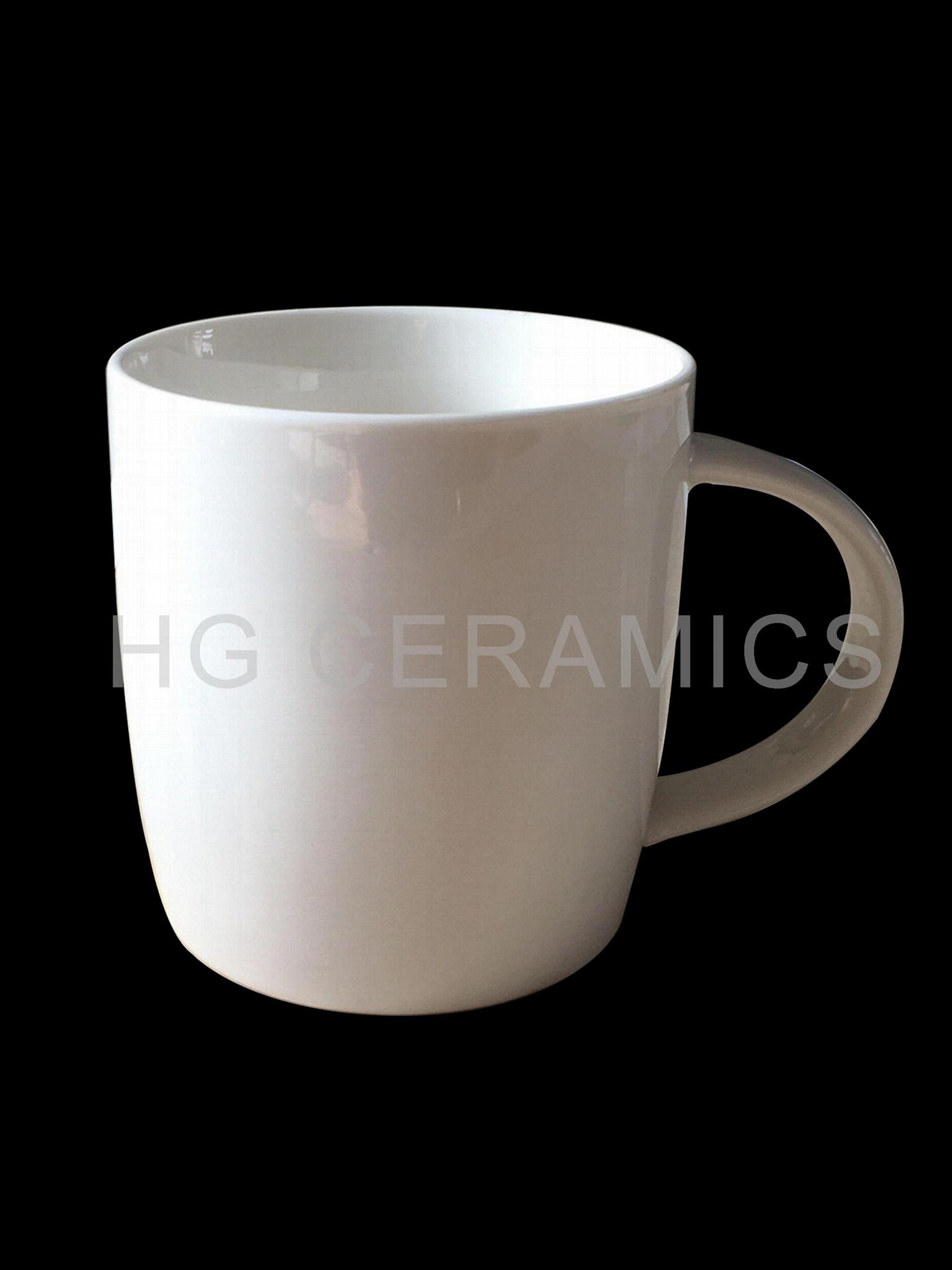 11oz barrel new bone china mug 1