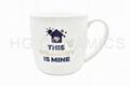 Fine bone china Boston mug