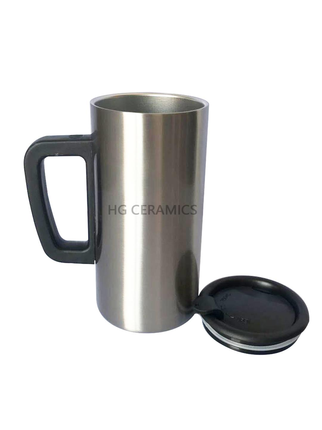 Sublimation Double wall stainless steel mug   1