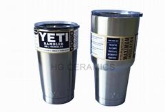 YETI  travel mug , sublimation