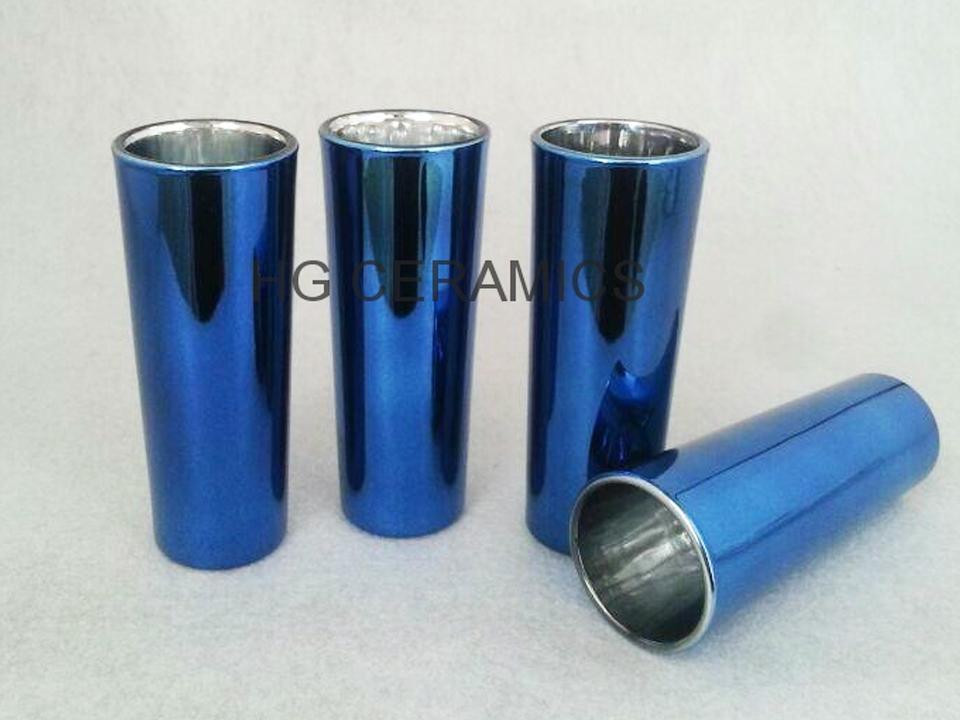Sublimation Metallic   shot glass mug 4