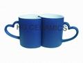 Lover Color change mug . color change