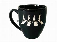 16oz  coffee mug with   laser logo ,Bristo  Mug