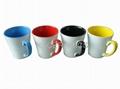 12oz sublimation latte mug, inner &