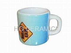 sublimation mini mug , mini cup