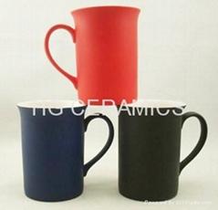 10oz fine bone china  color change mug