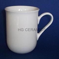Belle Porcelain Coffee Mug