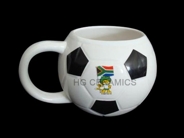 Football mug 1