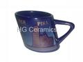 Slant mug