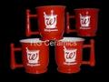 Pestle handle mug