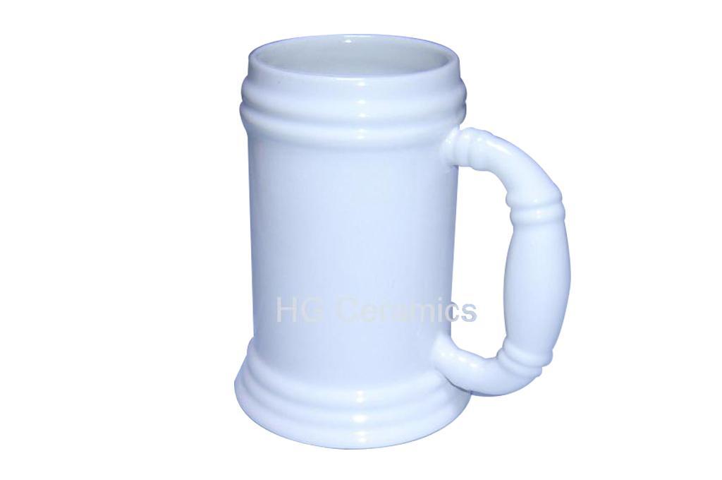 ceramic beer stein 1