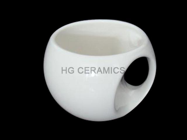 Round ball mug 1