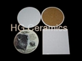 Ceramic Coasters, water absorb