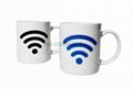 11oz Signal design  color change mug