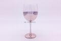 Chromed  Wine Glass ,champagne