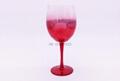 Chromed  Wine Glass