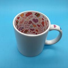 11oz Motto  Mug  -LOVE